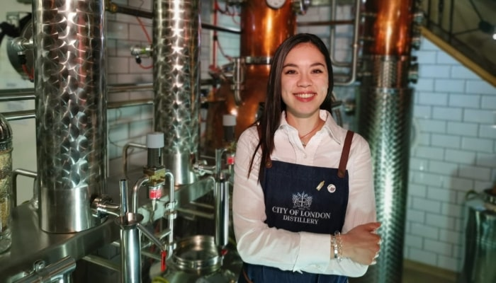 Georgia Billing, General Manager-City of London Distillery & Bar