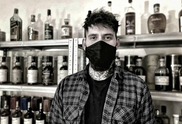 Gary Burdekin-Master-Bartender