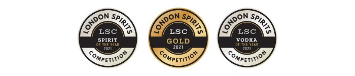 London Spirits Competition Medals