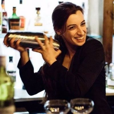 Ludovica Fedi, Head Bartender at The Gleneagles Hotel