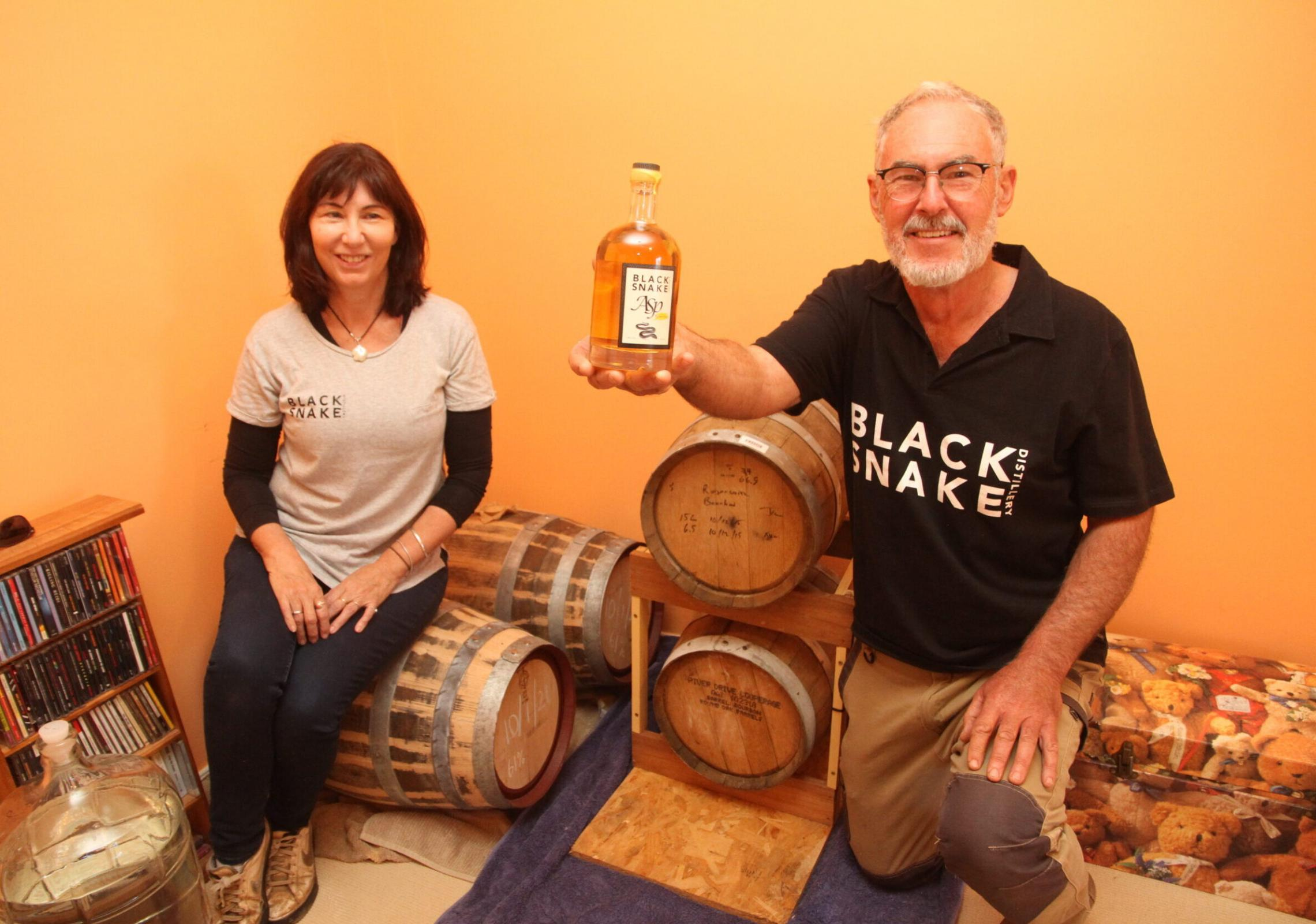 Narrabri distillers win silver medal at London Spirits Competition