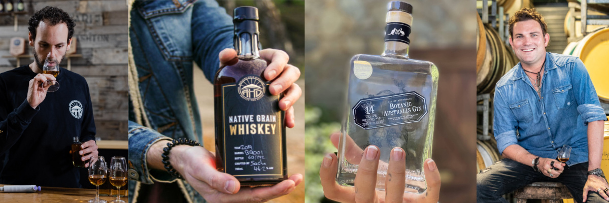 The Aussie gin & whiskey named world's best