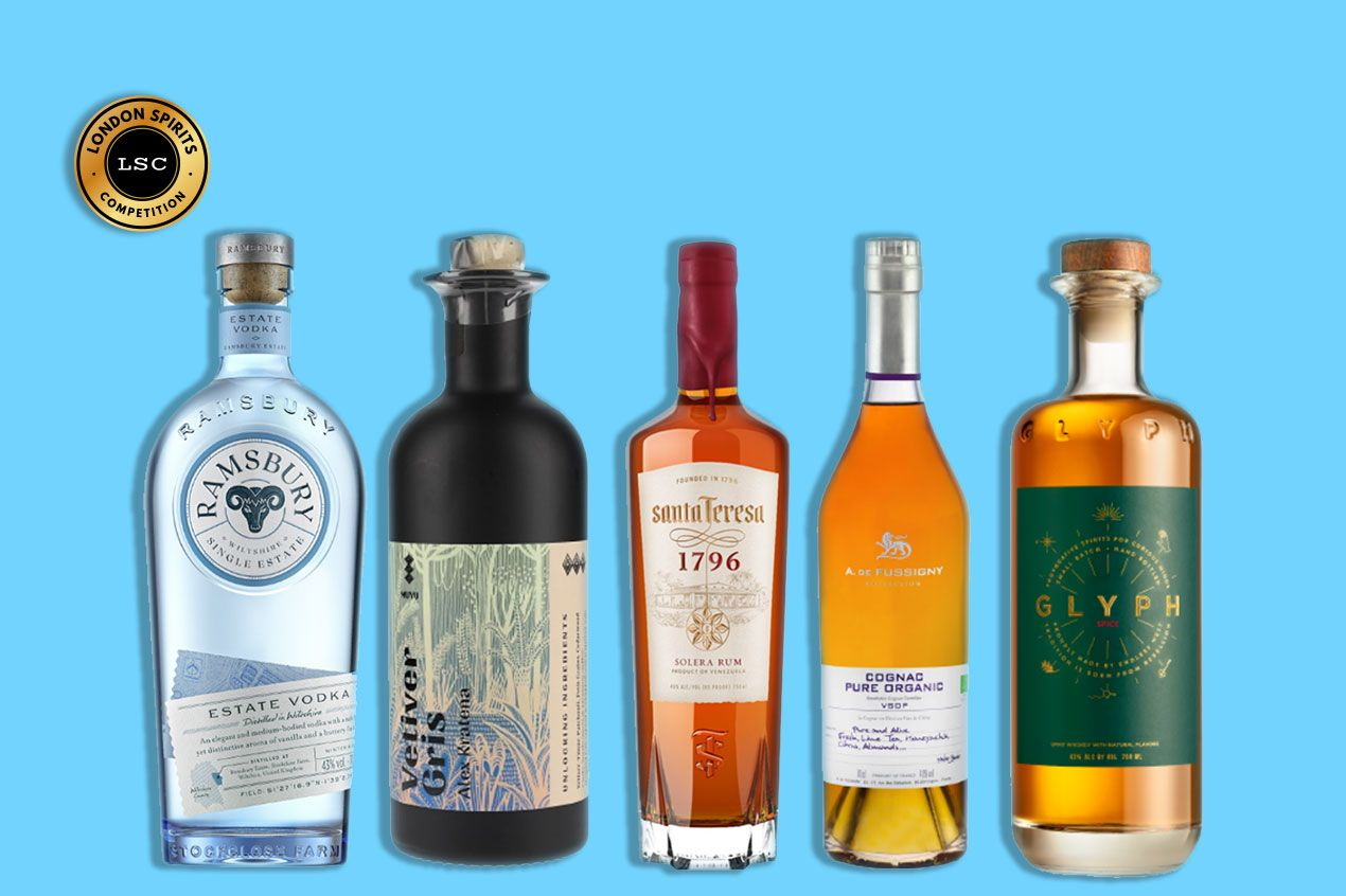 Winners announced at London Spirits Competition 2021