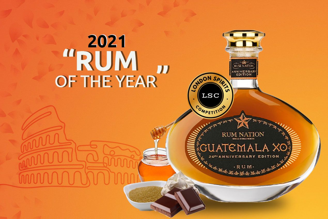 Rum Nation is 2021's Rum of the Year
