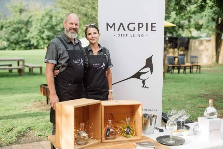 Murrurundi's Magpie Distilling takes home two silver medals at 2021 London Spirits Competition