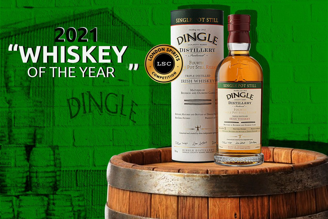 Fourth Single Pot is Whisky of the Year