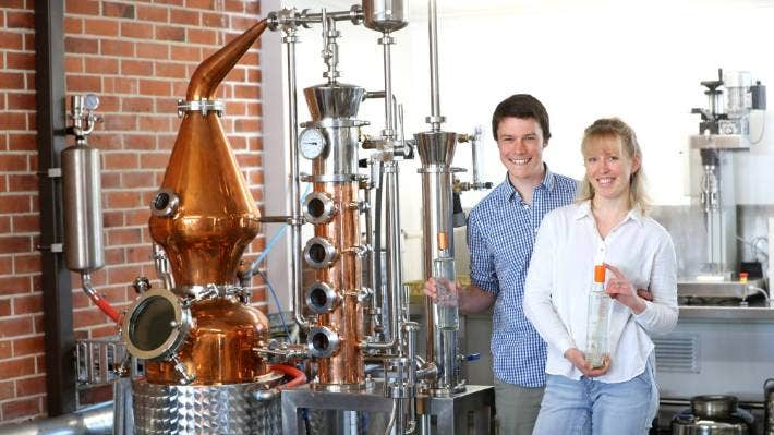 Geraldine gin distillery awarded silver medals in international competition
