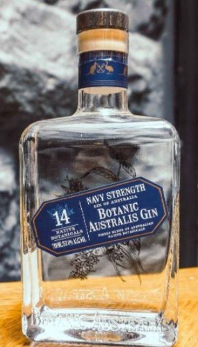 Image of  Mt Uncle Distillery Botanic Australia's Navy Strength Gin