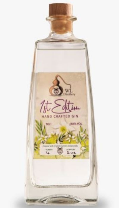 Image of 1st Edition 70cl by WL Distillery