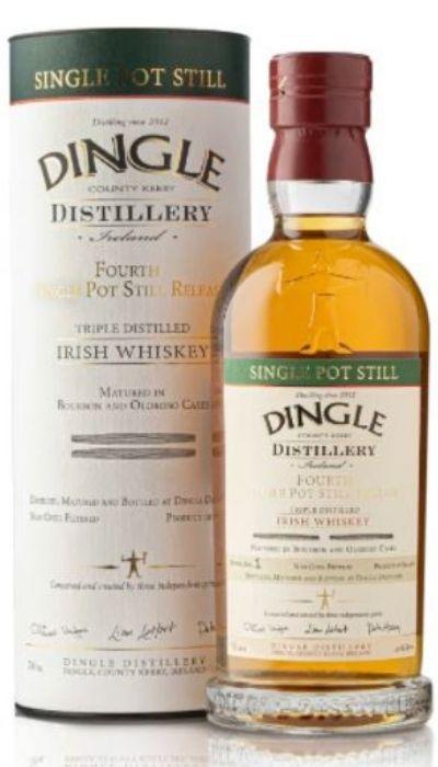 Image of Dingle Distillery Fourth Single Pot