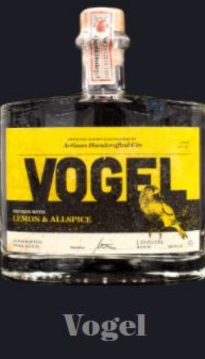 Image of House of Ruhr's Gin Vogel