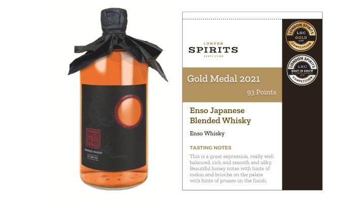 Enso Japanese Blended Whisky