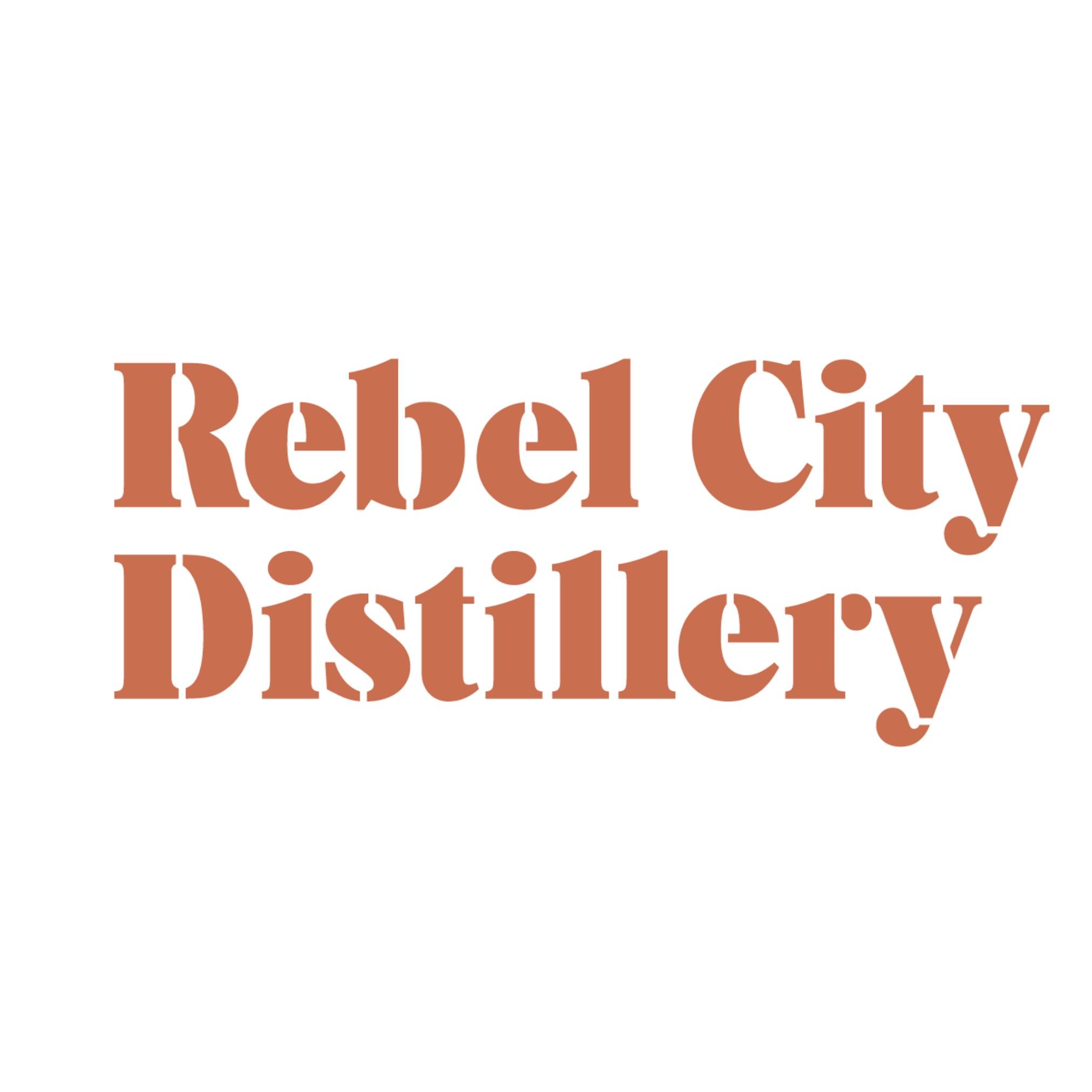 Rebel City Distillery Logo