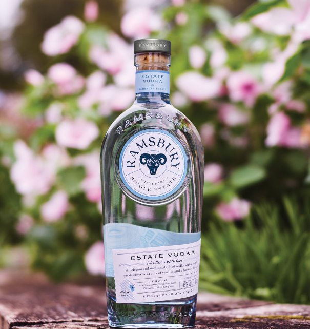 Ramsbury Distillery will be supporting its award winning vodka with a major marketing campaign this year