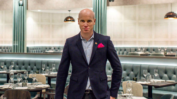 Martin Williams, chief executive of the Gaucho restaurant group