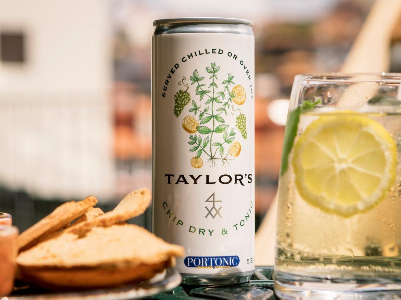 Taylors port tonic