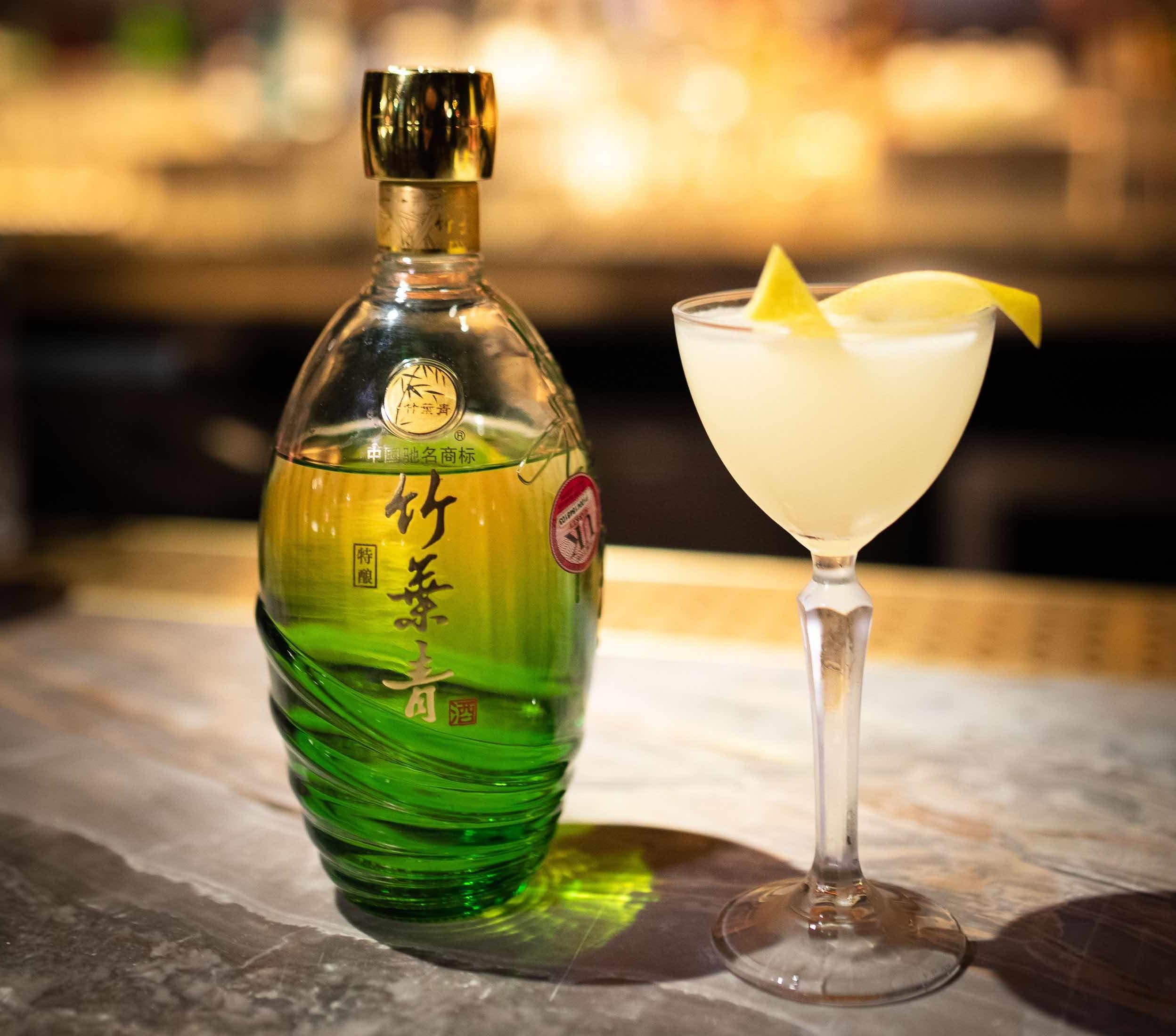 Baiju cocktail