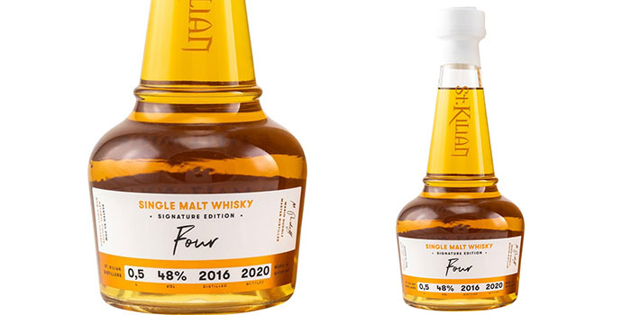 St. Kilian Distillers Signature Edition Four - Spirit Of The Year