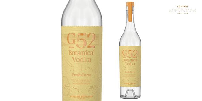 Vodka of the year - G52 Botanical Vodka