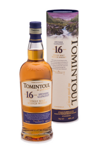 Tomintoul 16 Years Old Single Malt