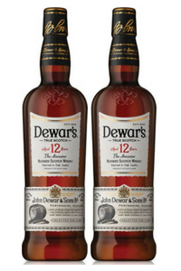 Dewars 12 The Ancestor