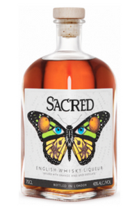Sacred English Whiskey Liqueur