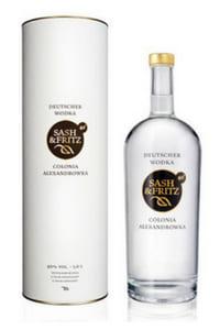 Sash & Fritz – Der Deutsche Wodka  Sash & Fritz GmbH