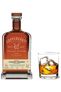 Blend of Straight Bourbon Whiskies Coppercraft Distillery
