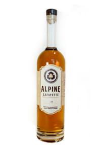 Lafayette Spiced Bourbon Whiskey Alpine Distilling