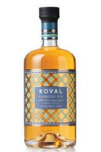 Koval Barreled Gin Koval Distillery