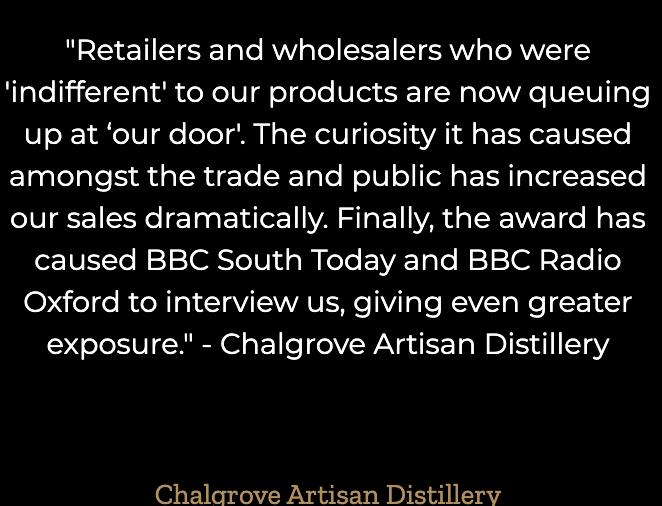 Chalgrove Artisan Distillery