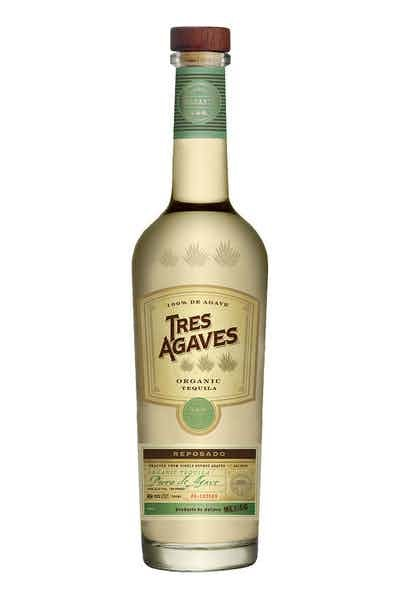 Organic 100% de Agave Reposado Tequila