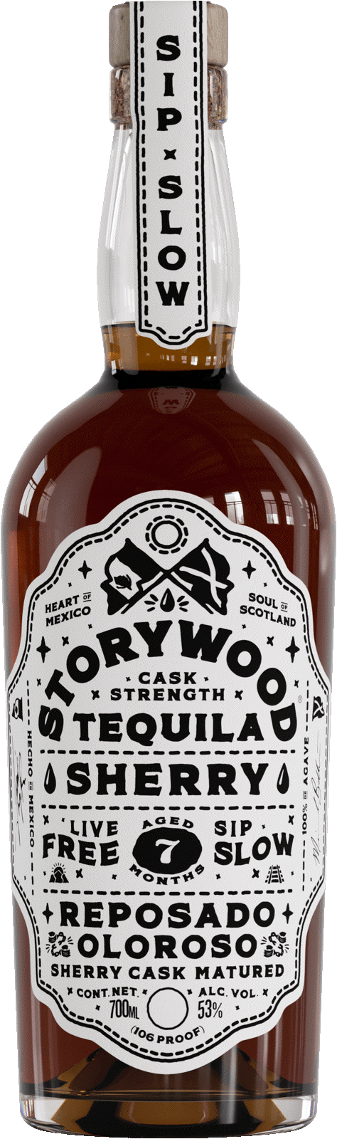 Storywood Tequila Sherry 7