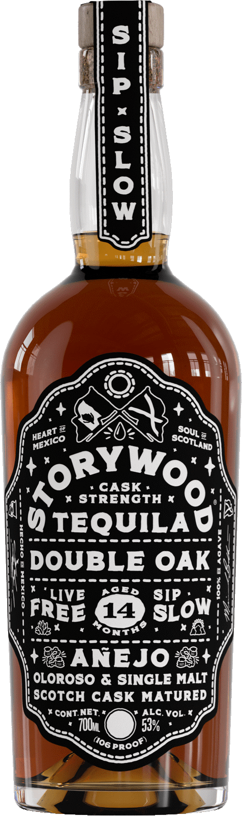 Storywood Tequila Double Oak CS