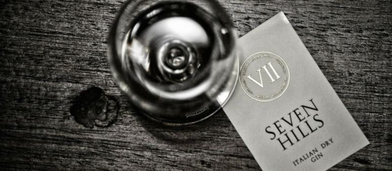 Photo for: VII HILLS GIN- Designed in Italy, Bottled in Turin