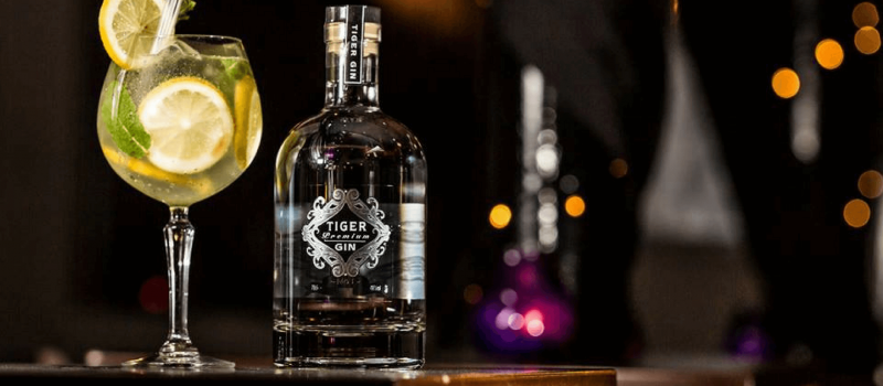 Photo for: The British Tiger Gin to enter London Spirits Competition (LSC)