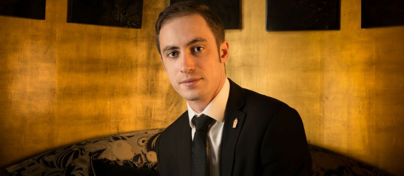 Photo for: Meet Joe Harper, Assistant Bars Manager at the Savoy Beaufort Bar